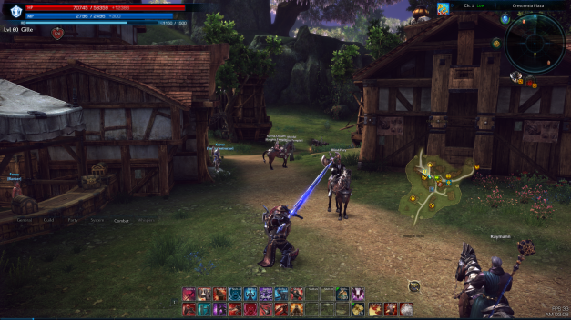 Tera screen