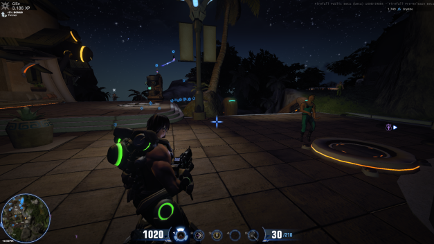 Firefall 3rd person