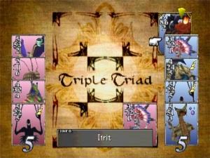 iup - triple triad