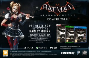 harley quinn exclusive