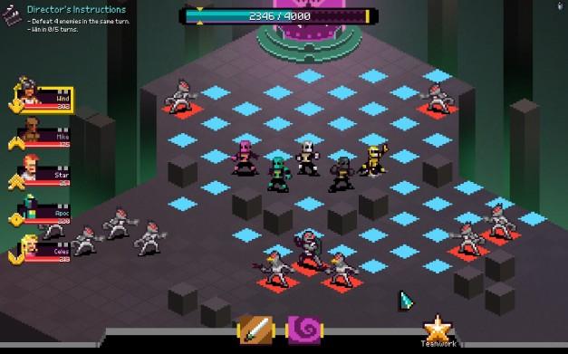 Chroma Squad Battle