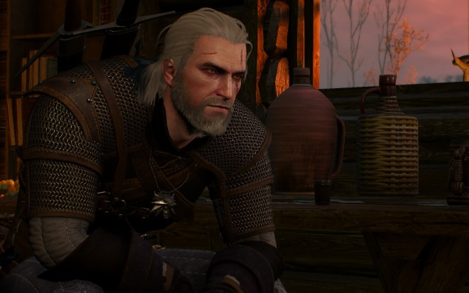 Witcher3 Geralt