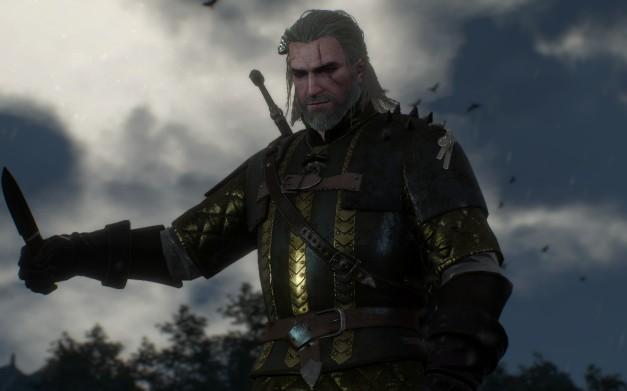 Wutcher3 Geralt2