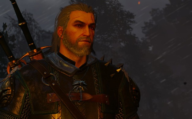 Witcher3 HoS Geralt