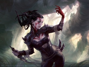 Bloodbond-Vampire-Battle-for-Zendikar-MtG-Art