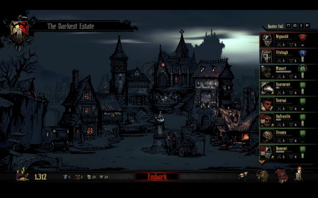 Darkest Dungeon Release