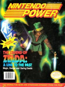 NintendoPowerZelda